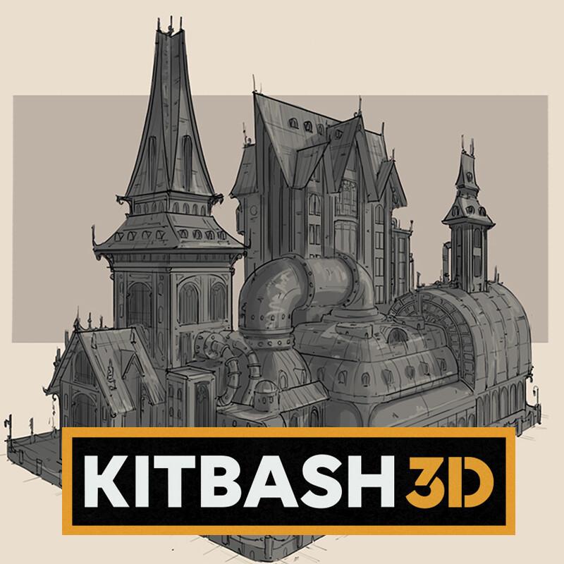 KB3D Steampunk