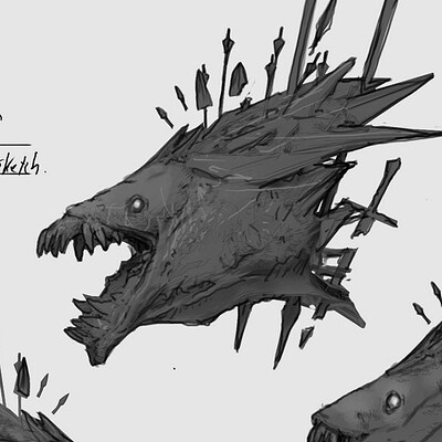 Creature Designs - Shelved project