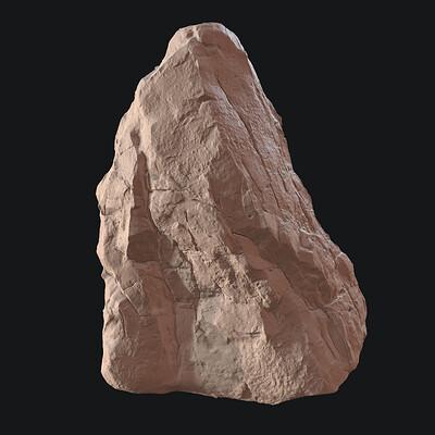 Rocks sculpts