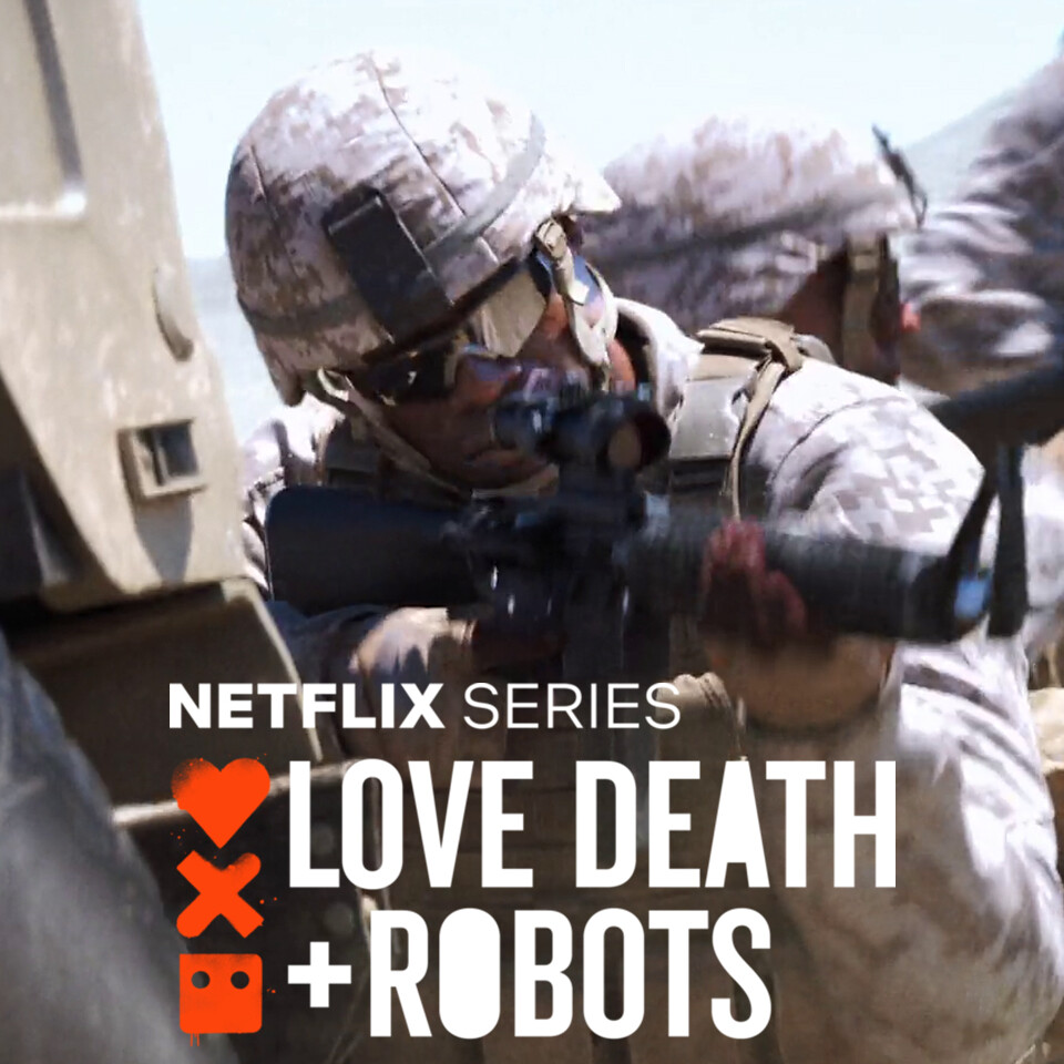 Love, Death & Robots: Shape- Shifters