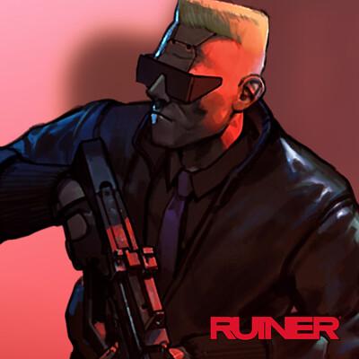 RUINER - Security Guard