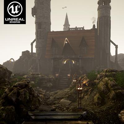 Patrick h t doyle castletowerlighthouse tn