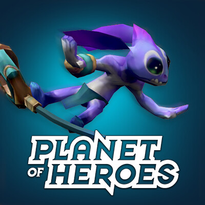 Planet of Heroes: Stitch 3D Animations