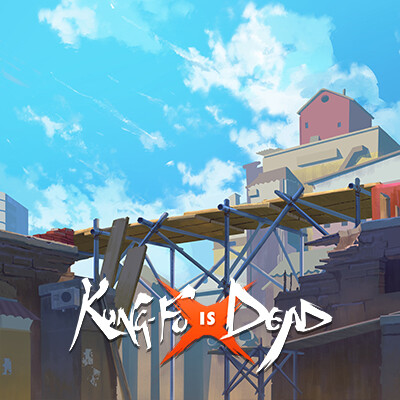 KungFu is Dead- BYAKKO BACKGROUND
