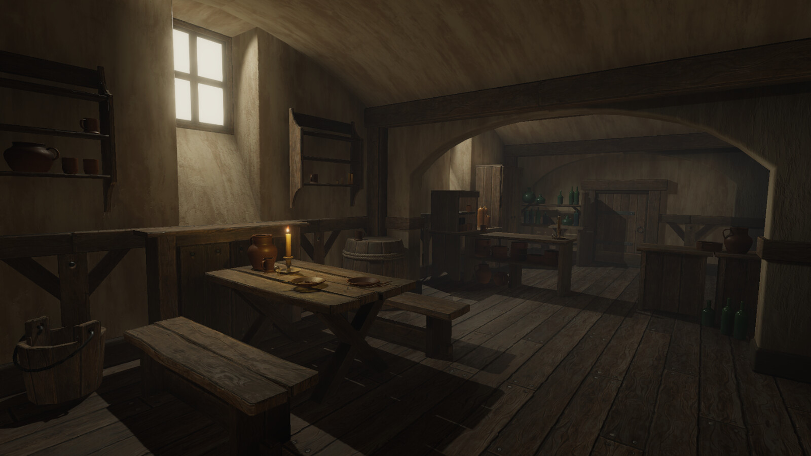 Medieval Environment