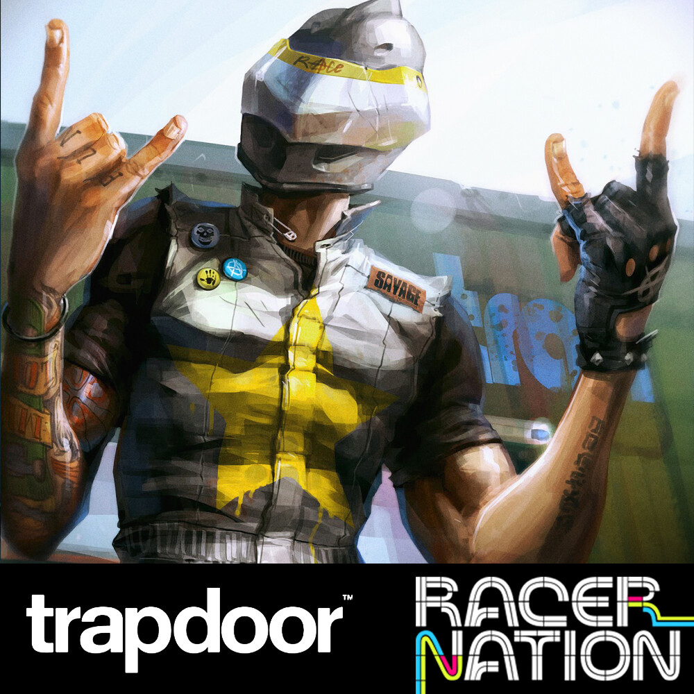 Trapdoor ™: Racer Nation