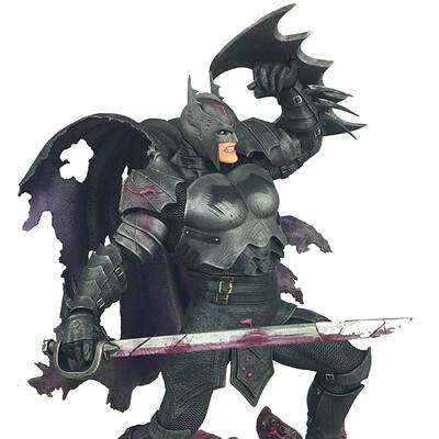 Alterton bizarre dst batman metal07