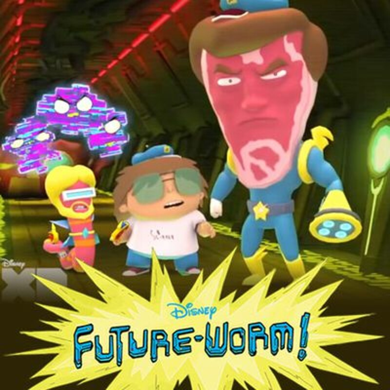 Future Worm! - Steak Starmom