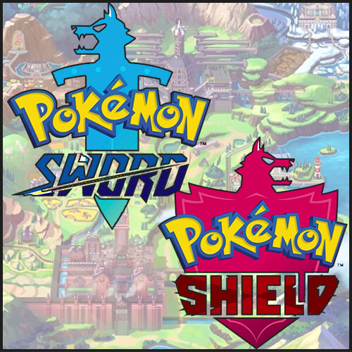 Pokemon - Sword & Shield