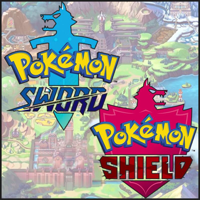 Pokemon - Sword & Shield