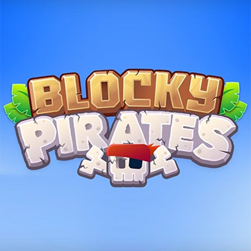 Blocky Pirates