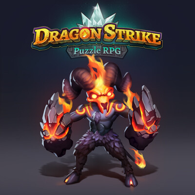 Dragon Strike | Red Enemies