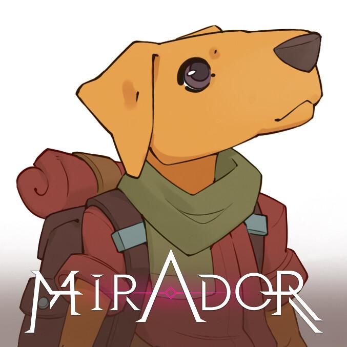 Mirador: Characters and Props