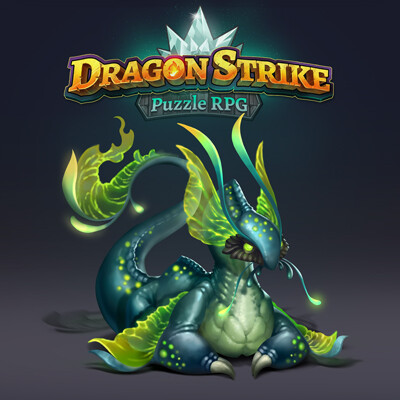 Dragon Strike | Green Dragons