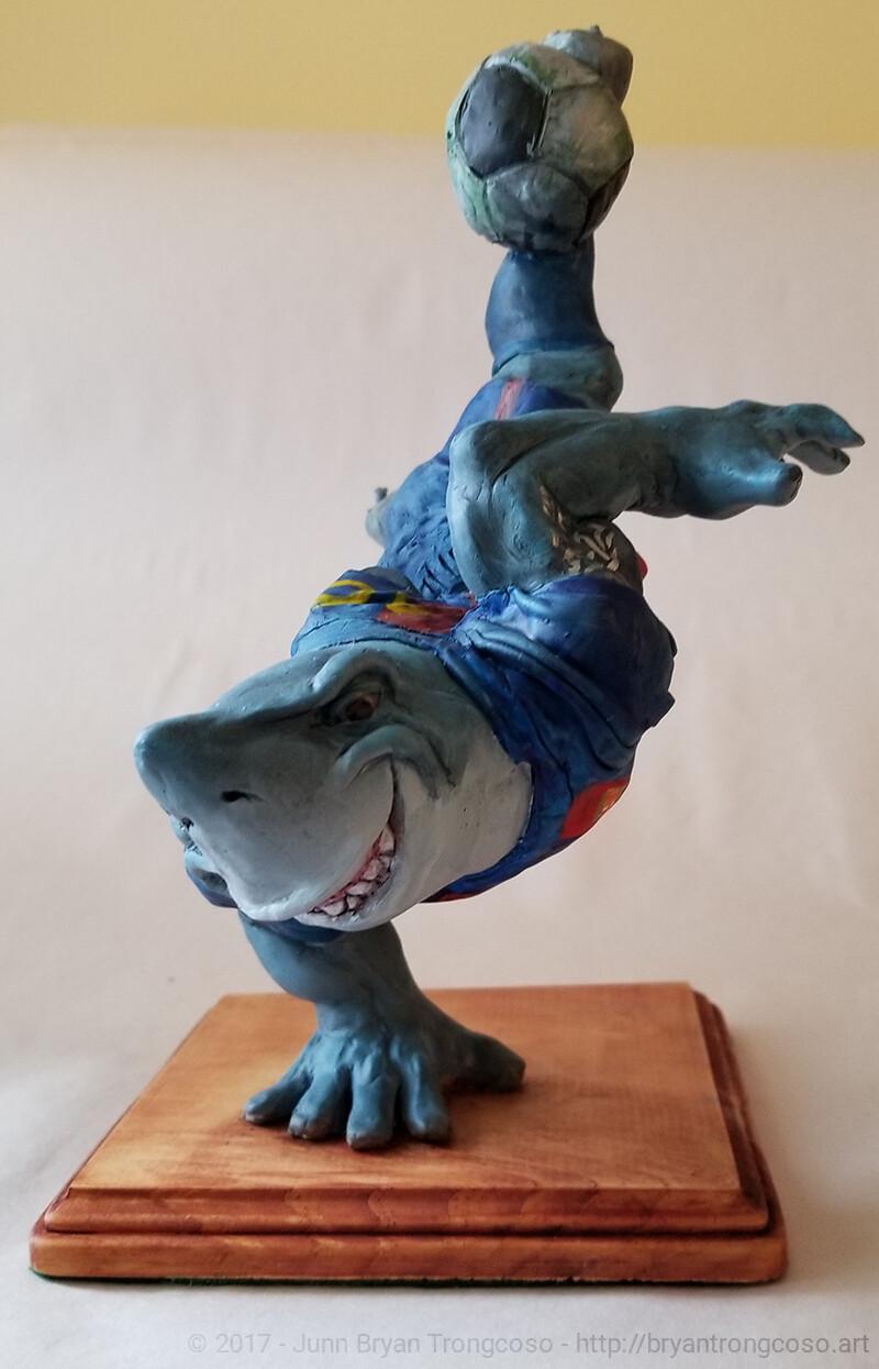 Shark Maquette