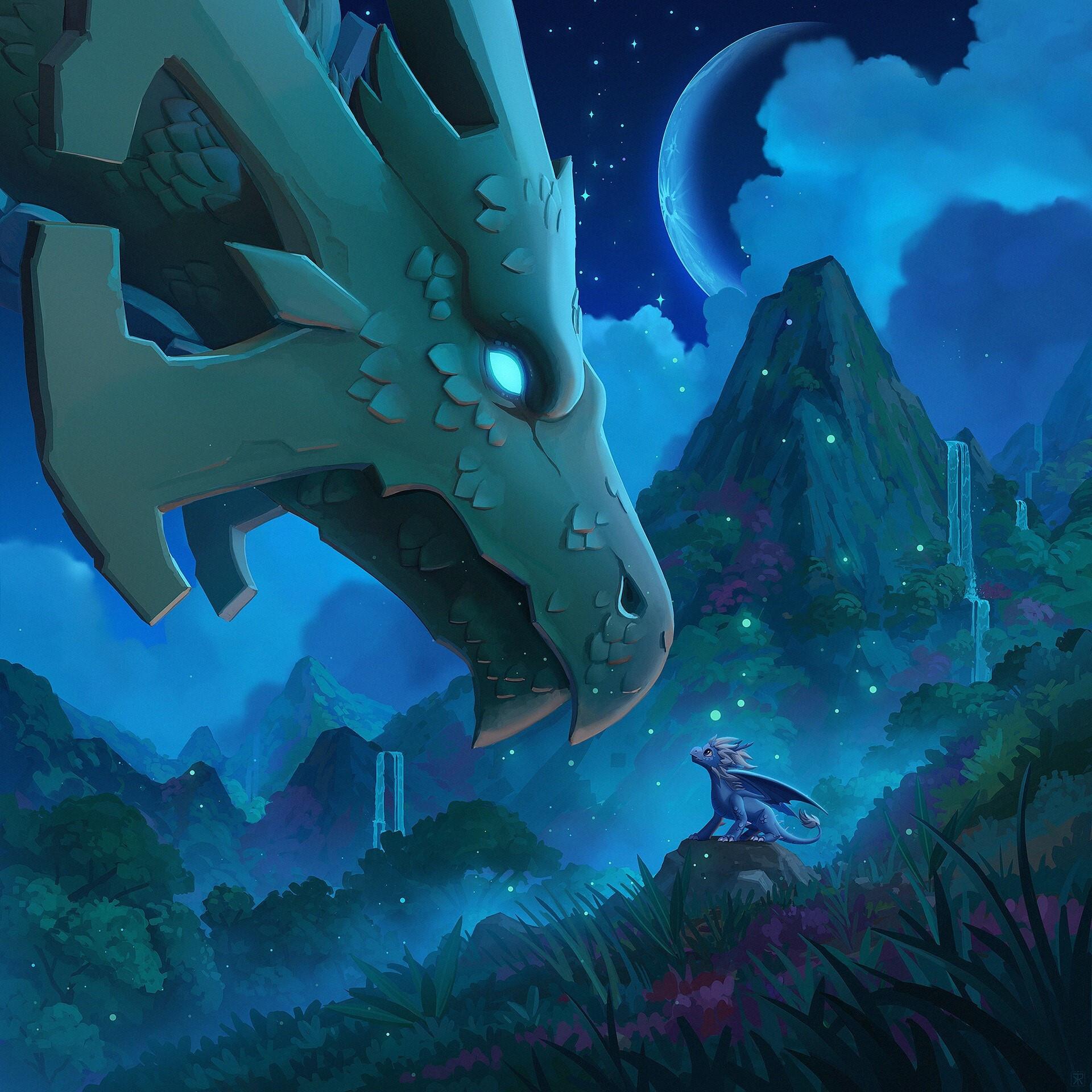 The Dragon Prince: Season 3 Poster