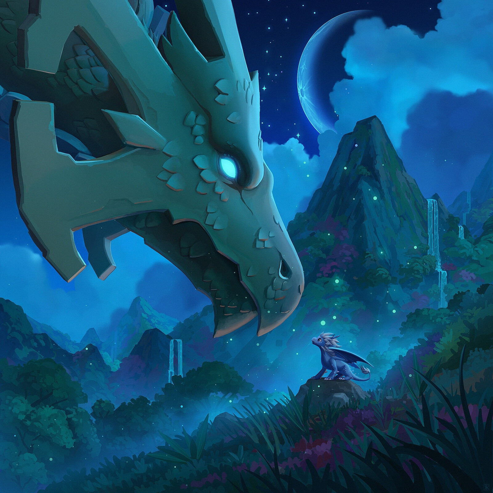 The Dragon Prince: Season 3 Poster