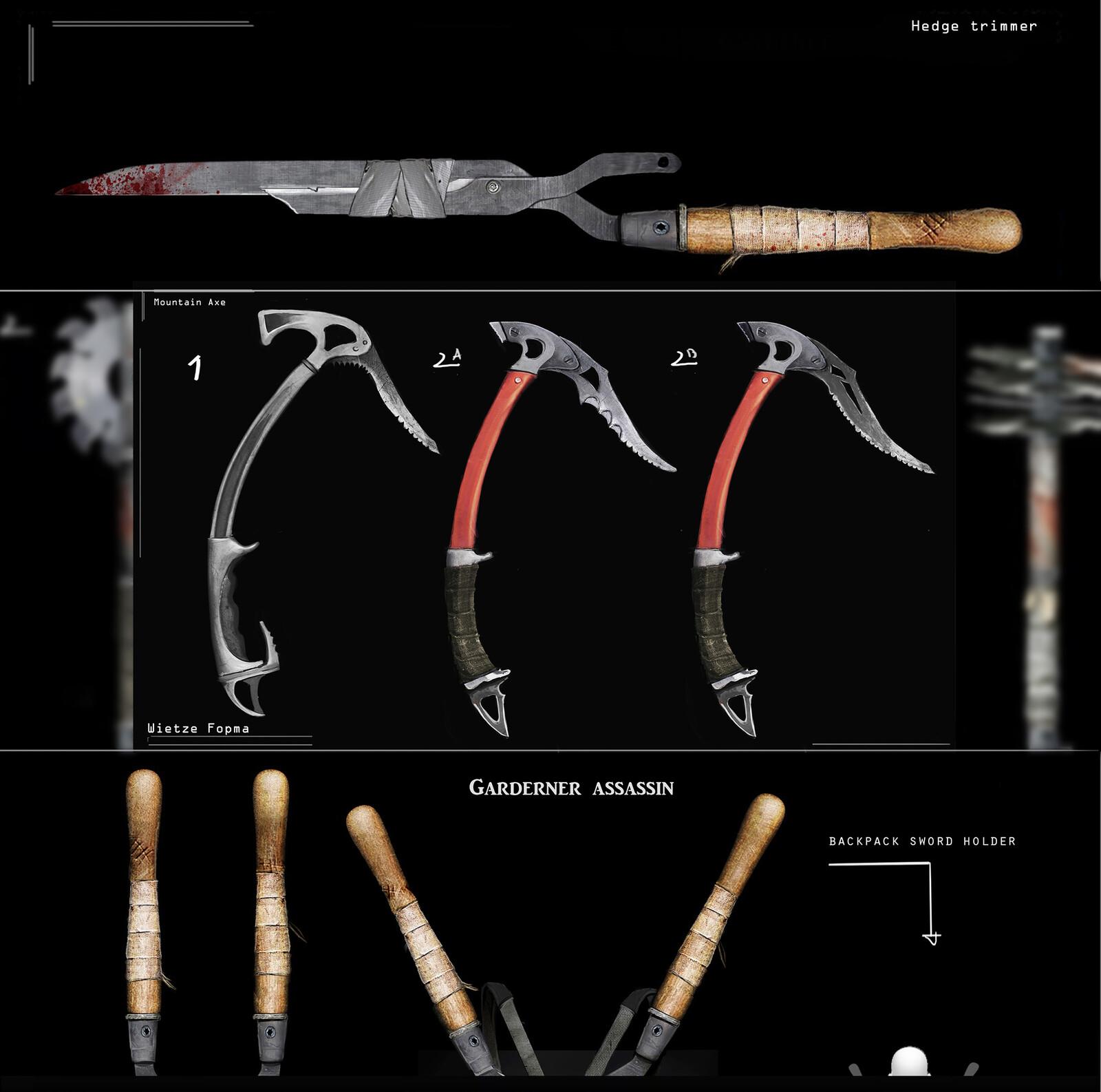 apocalypse weapons