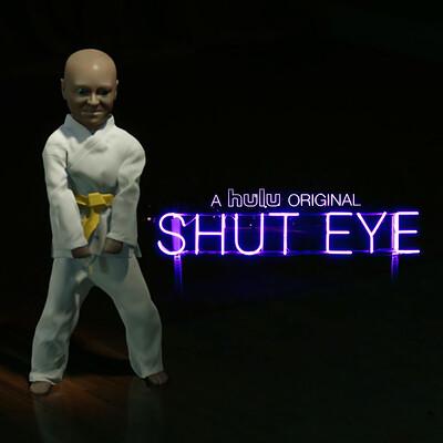 Yoshi vu shuteye logo