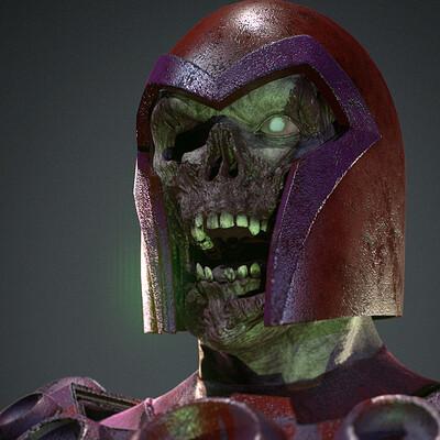Otto art magneto zombie