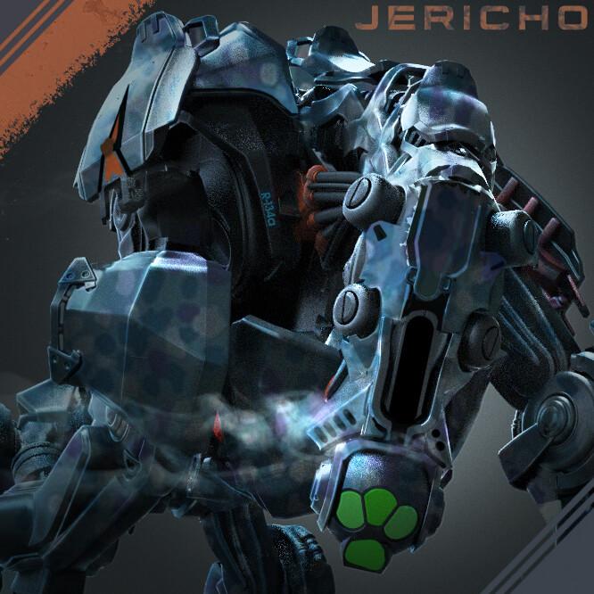 Jericho (Nuthin But Mech 4)