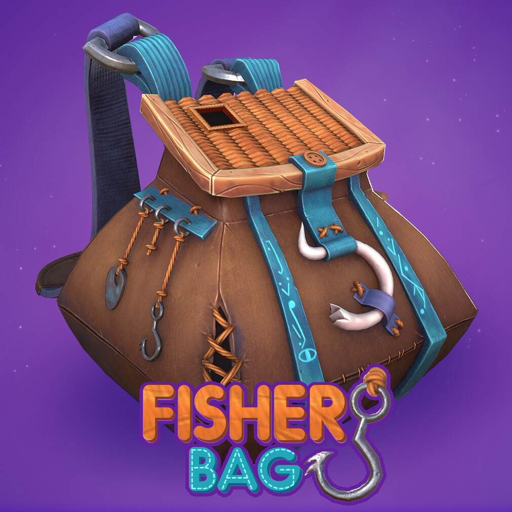 Fisher Bag