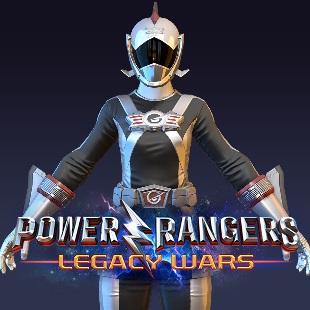 Power Rangers: Legacy Wars - Characters