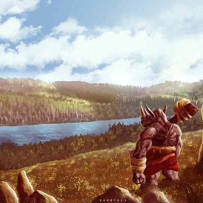 Daniel acosta las praderas de manelandg