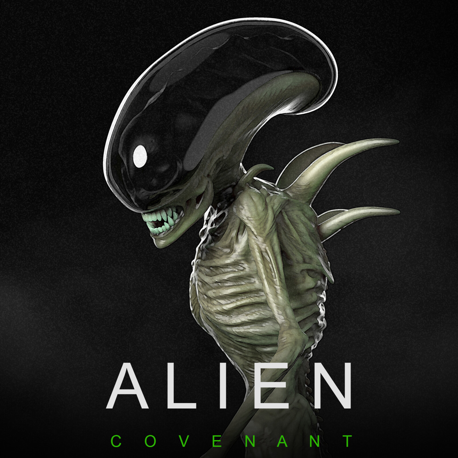 Alien Covenant - Newborn