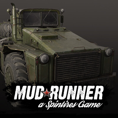 MAZ-538 for SpinTires Mudrunner.