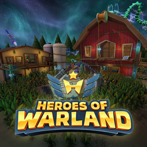 Heroes of Warland Roswel