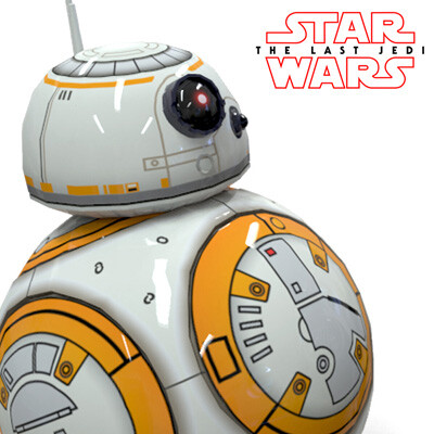 Star Wars BB8 & BB9