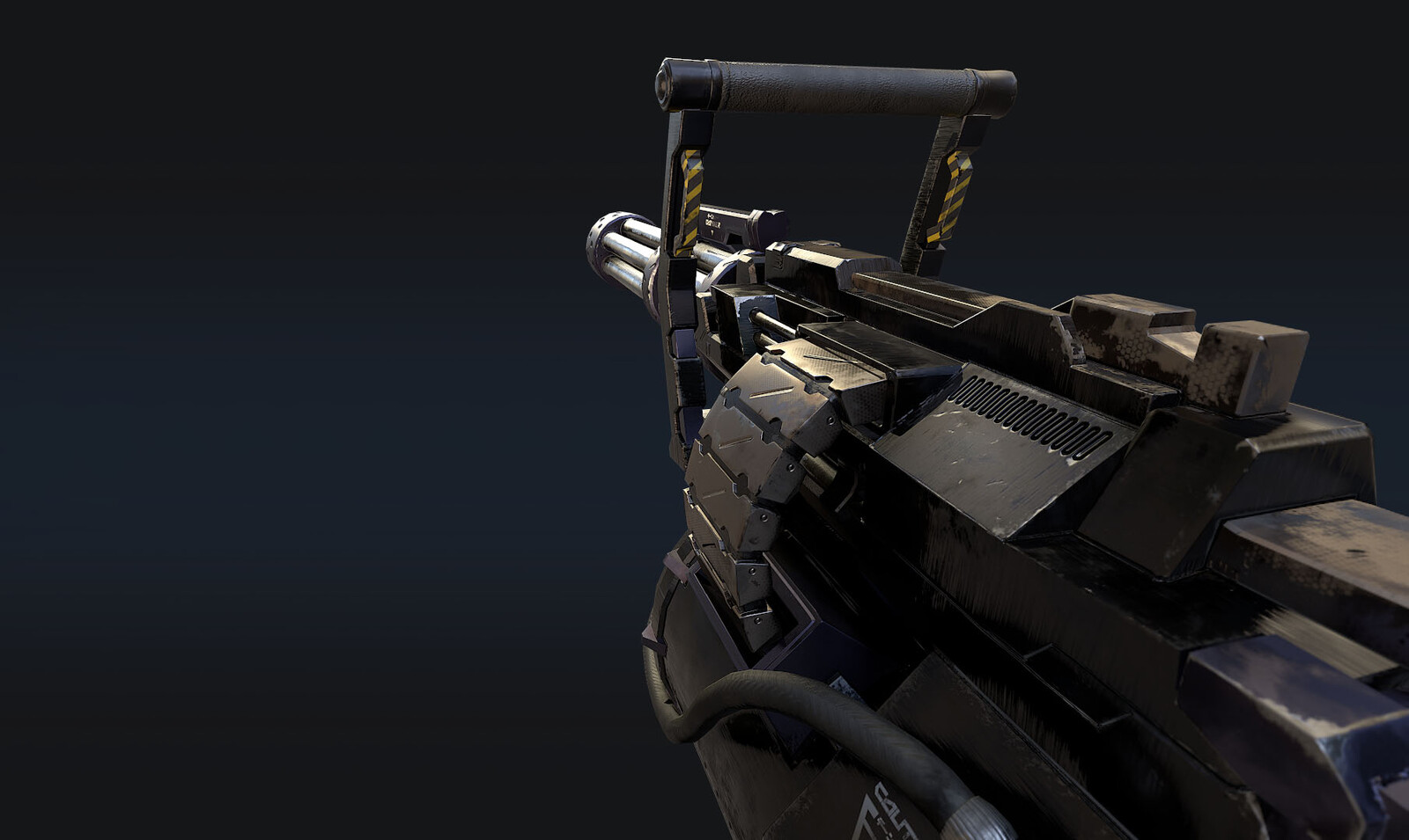 Exteel Gun