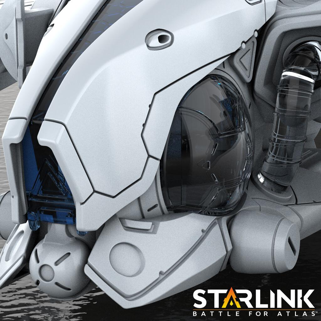 Starlink - Neptune Starship