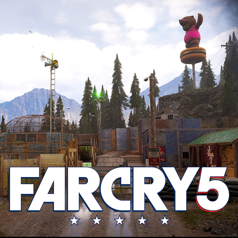 Far Cry 5 | F.A.N.G Center