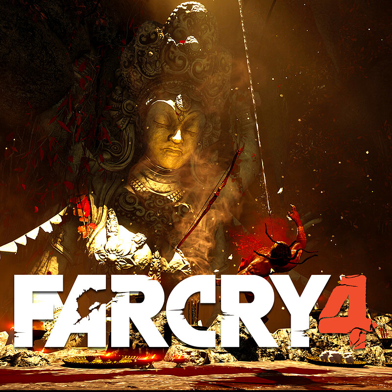 Far Cry 4 Shangri-La | Mission 2 - Upside Down Cave