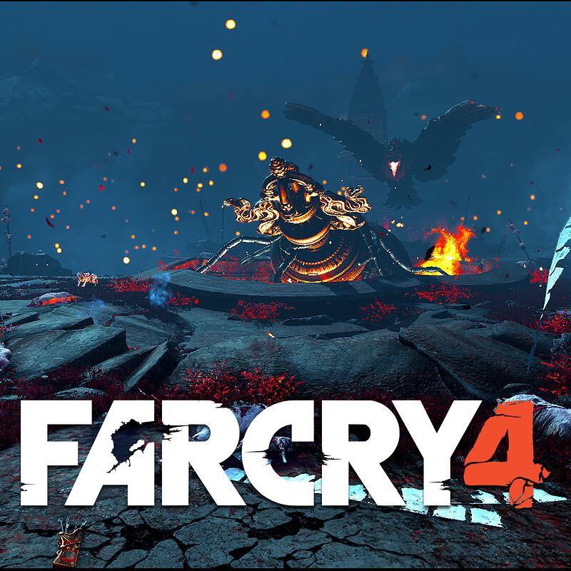 Far Cry 4 [Shangri-La Mission 5 - Rakshasa Fight]
