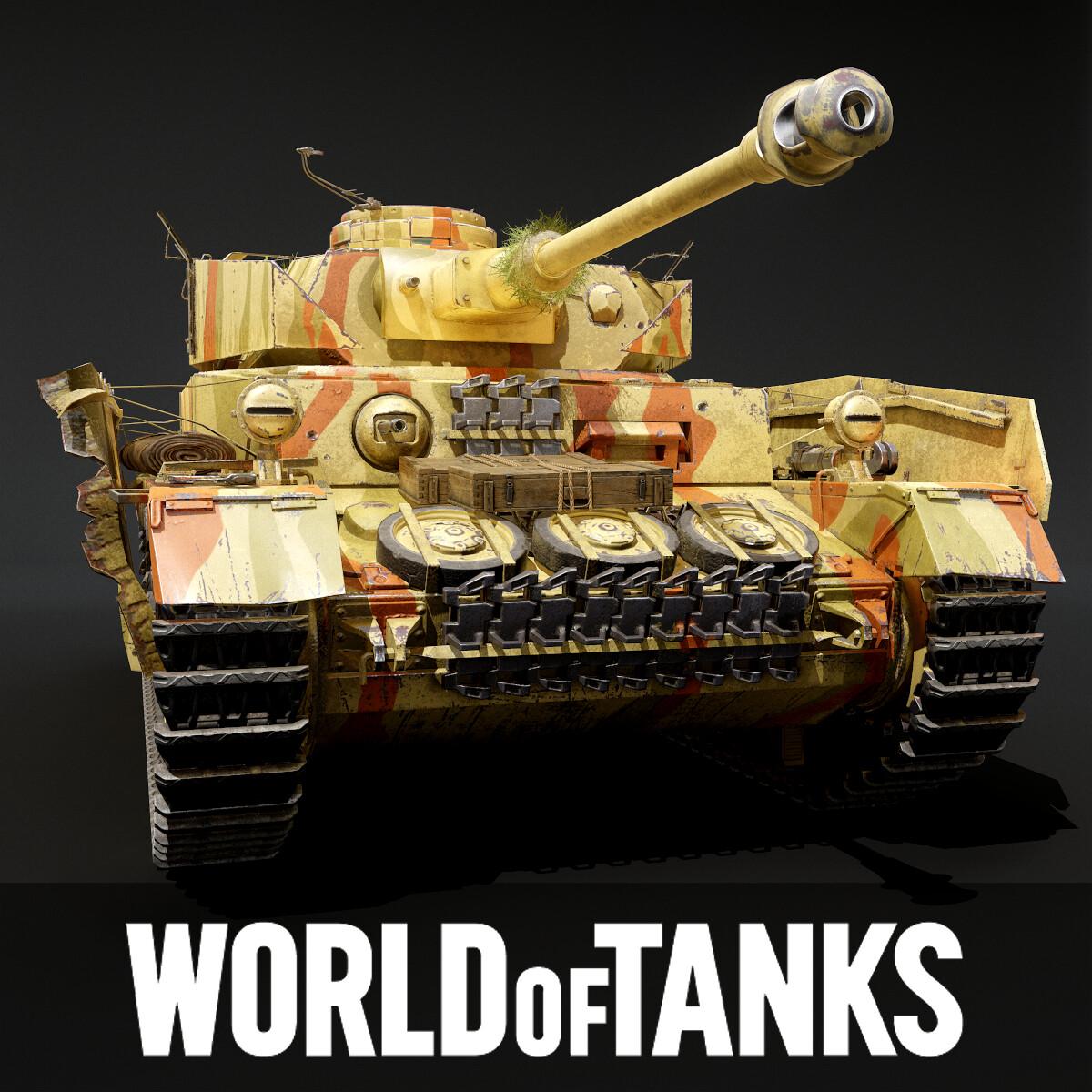 World of Tanks - Hero Tanks (2018)