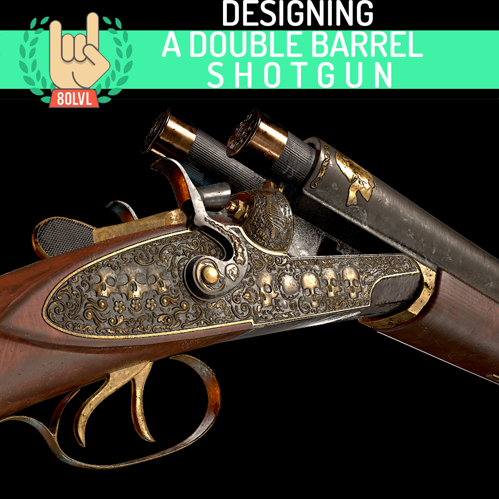 Designing a Double Barrel Shotgun