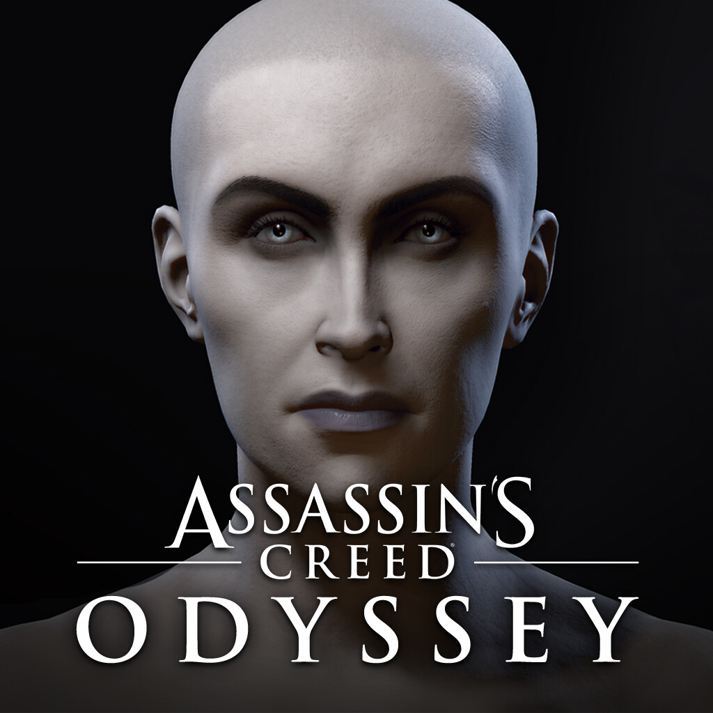 Artstation Juno Assassin S Creed Odyssey Dlc Gary Riley