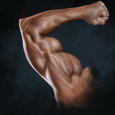 Todd rinker 8 rinker arm