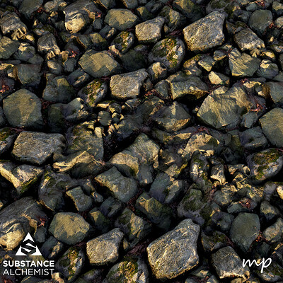 Martin pietras photogrammetry rocks cover 02