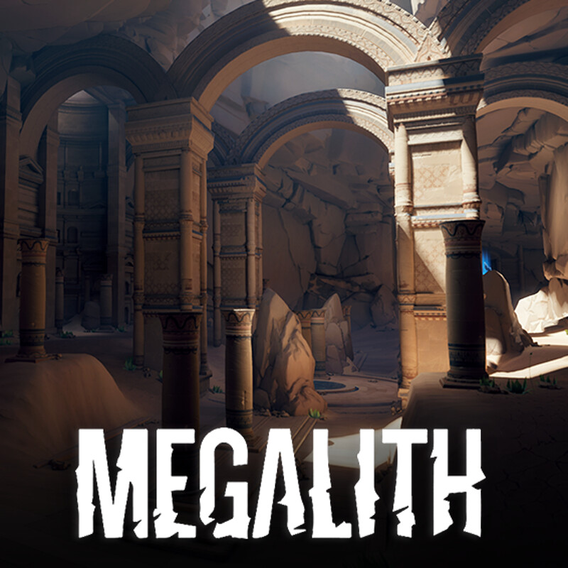 Megalith VR - Cave Map