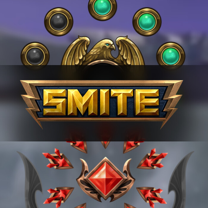 SMITE - Horus & Set Passive Meters