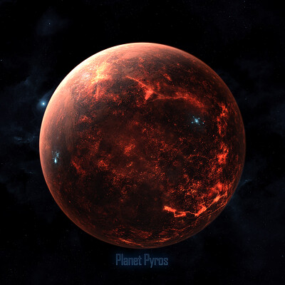 Tim barton planet 8 pyros