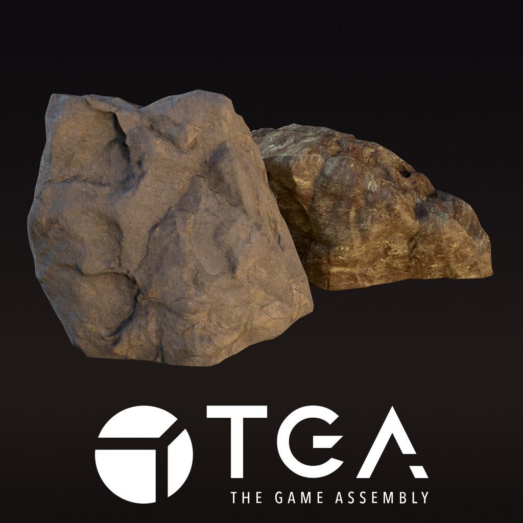 Procedural Rocks