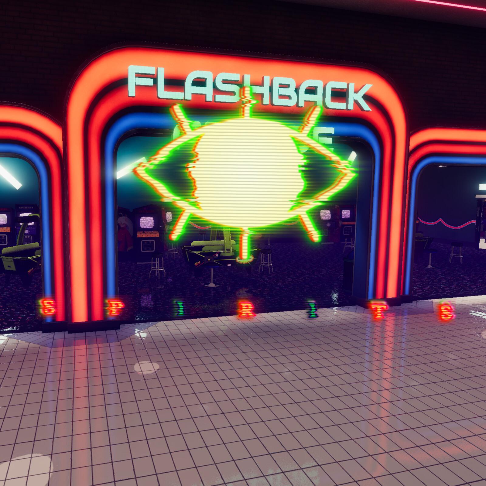 Spirits: Flashback Arcade