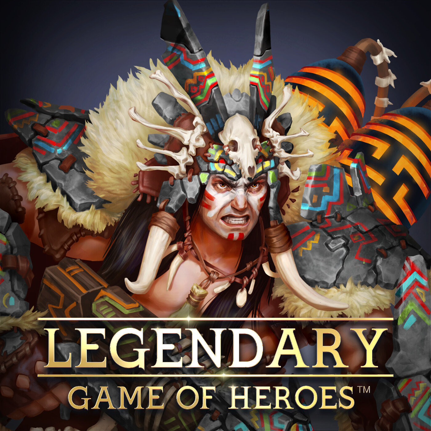 Legendary: Game of Heroes | 2D Character