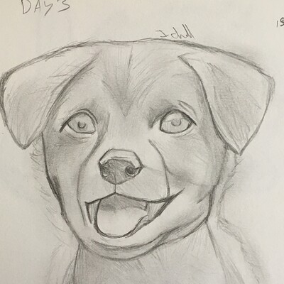 Jessica chell day 3 puppy