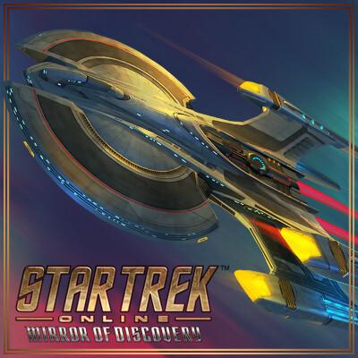 Buran Command Dreadnought Cruiser